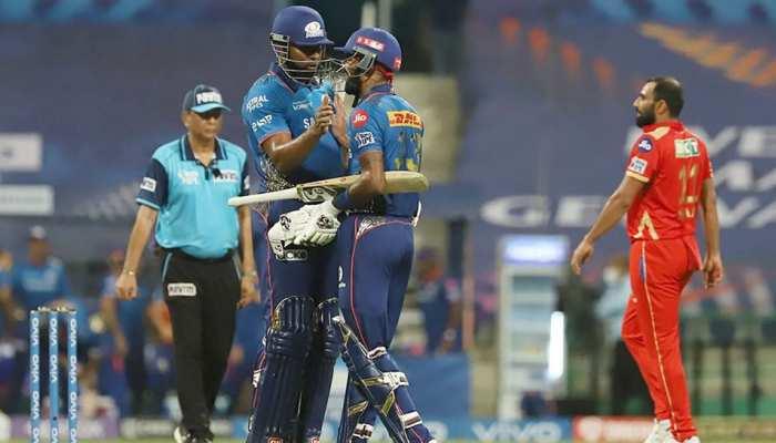 PBKS vs MI: मुंबई इंडियंस के आगे पस्त हुई पंजाब किंग्स, इस खिलाड़ी ने किया कमाल