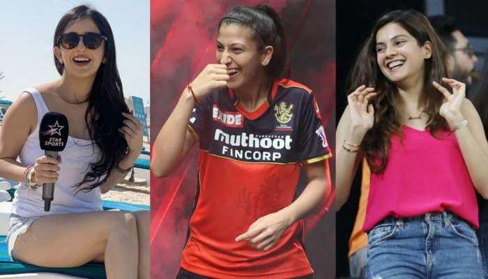 5 Girls set internet on fire in 2nd phase of IPL 2021 in UAE, Tamanna Wahi, Navnita Gautam, Ashrita Shetty, Sa