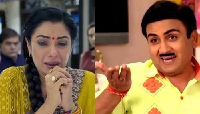TRP List: फिर लगा Anupama को झटका, 'Taarak Mehta...' ने इस बार कसी कमर
