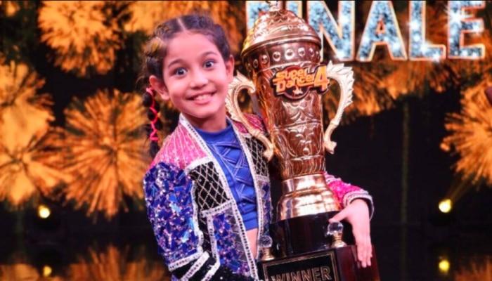 Super Dancer Chapter 4 Winner: फ्लोरिना गोगोई के सिर सजा जीत का ताज