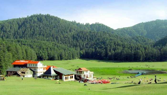 khajjiar of himachal pradesh is like mini switzerland of india, see pics of latest honeymoon trip destination
