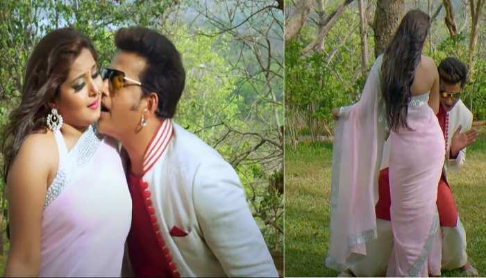 Ravi Kishan और  Anjana Singh के इस गाने ने Youtube पर लगा दी है आग