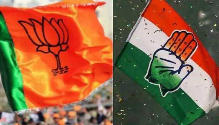 कांग्रेस ने किया 'भगवान राम' को हाईजैक, BJP का पलटवार- गिरगिट की तरह रंग न बदले