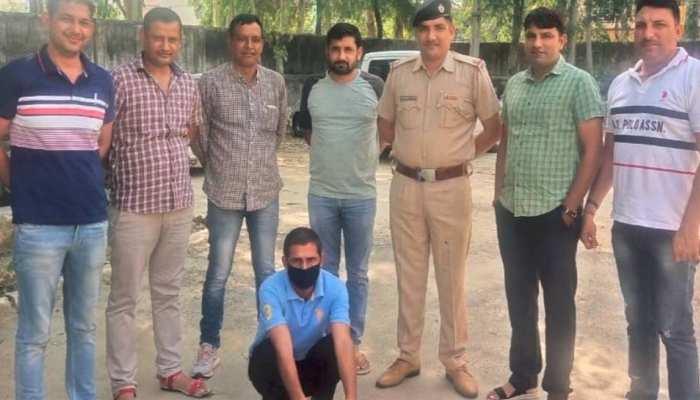 Police Paper Leak Case : 50 हजार रुपये के इनामी आरोपी ने किया कोर्ट में सरेंडर