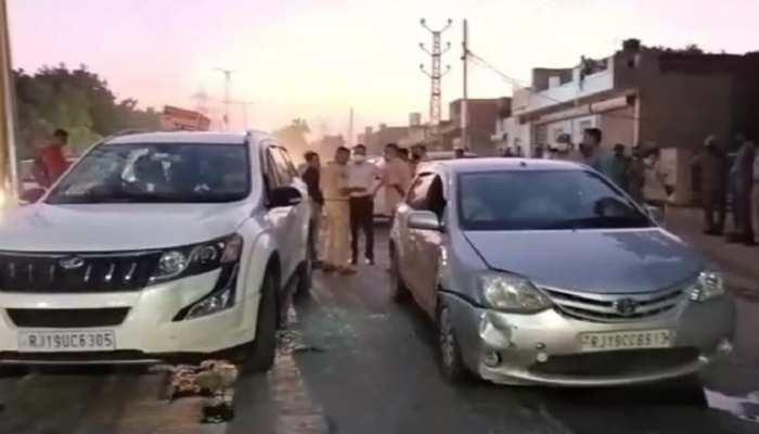 Jodhpur पुलिस और हिस्ट्रीशीटर में आमने-सामने फायरिंग, घायल बदमाश की मौत