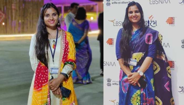 मां हैं दिल्ली पुलिस में SI, बेटी पहले बनी IPS अफसर; फिर ऐसे तय किया IAS बनने का सफर