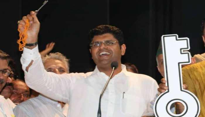 हरियाणा के बाद पंजाब, यूपी समेत छह राज्यों में 'चाबी' अपने हाथ में रखेगी जेजेपी