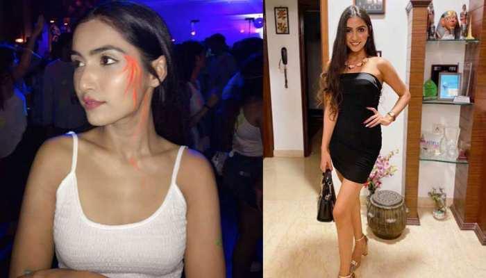 See the beautiful photos of Prithvi Shaw's rumoured girfriend Prachi Singh