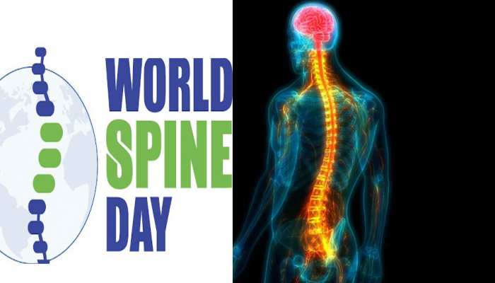 world spine day 2021, why it is so important to take care of your spine, keep strong in health hacks