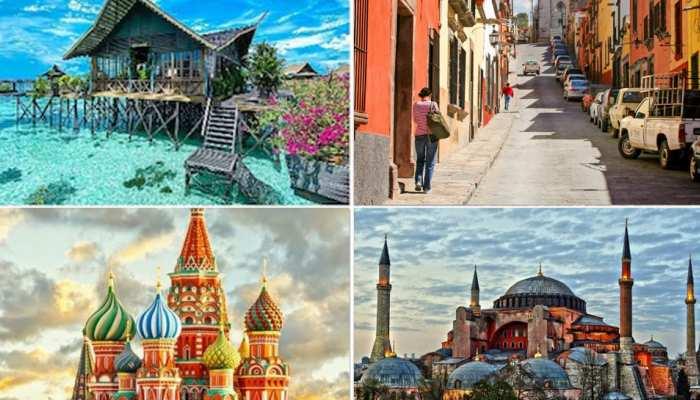 World's Best Tourist Places: ये हैं दुनिया की सबसे खूबसूरत टूरिस्ट डेस्टिनेशन्स, तस्वीर देखते ही करेंगे ट्रिप प्लान