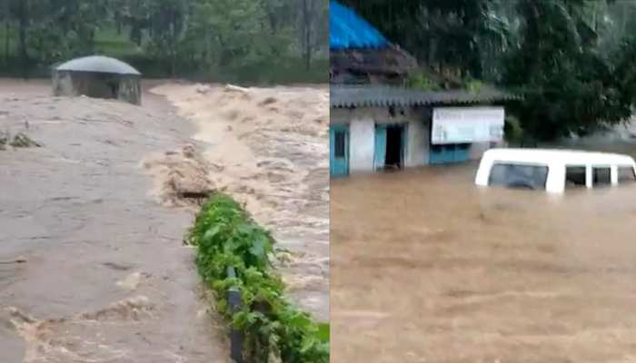 Kerala में भारी बारिश से तबाही: 9 की मौत, 12 लोग लापता; कई जिलों में रेड अलर्ट