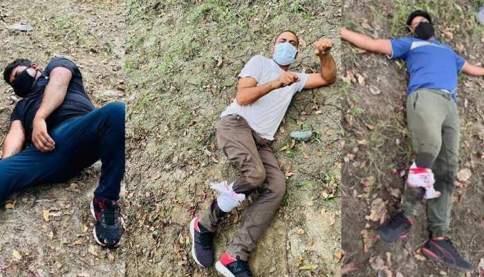 ग्रेटर नोएडा पुलिस की बड़ी कामयाबी: लंबे समय से पहेली बने 'पेचकस गैंग' को दबोचा, 4 बदमाशों को लगी गोली
