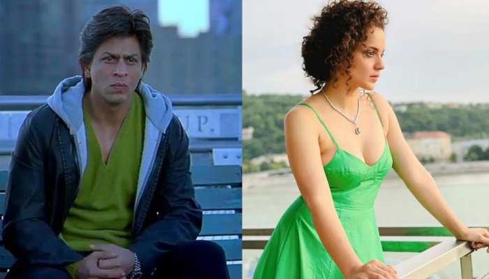 Sonam Kapoor to Kangana Ranaut Shah Rukh Khan Movies Rejected by These Bollywood Actress