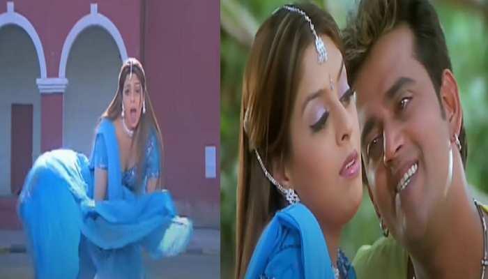 जब Ravi Kishan ने नगमा को इशारे में दिखाया 'रिमोट', भाग खड़ी हुई Actress