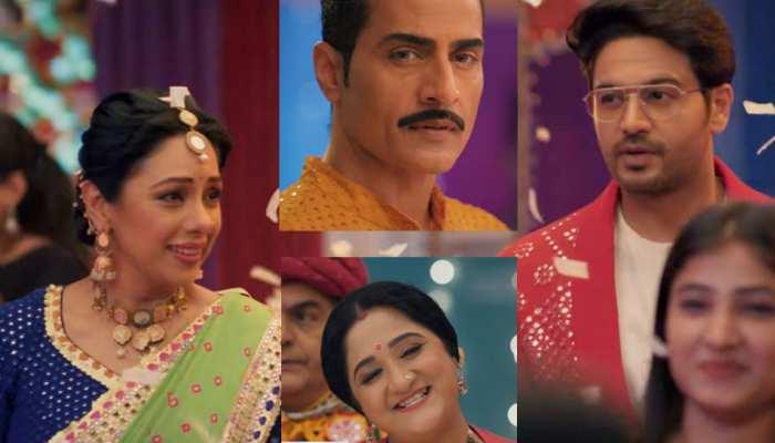 Anupama Spoiler Alert: शाह परिवार में एक बार फिर अनुज होगा जलील, बौखलाई Anupama करेगी बगावत