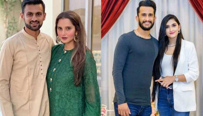 Pakistani cricketers beautiful wives, Sarfaraz Ahmed, Md Hafeez, Imad Wasim, Shoaib Malik, Hasan Ali