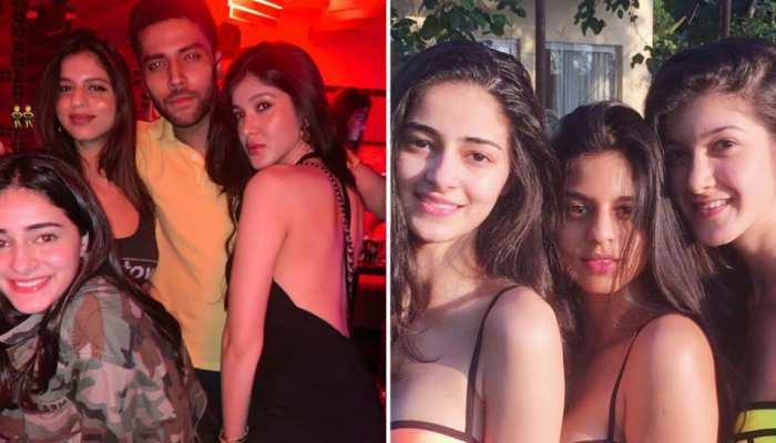 Ananya Panday Is Party Animal now her photos gone viral after Aryan Khan Drugs case NCB RAID
