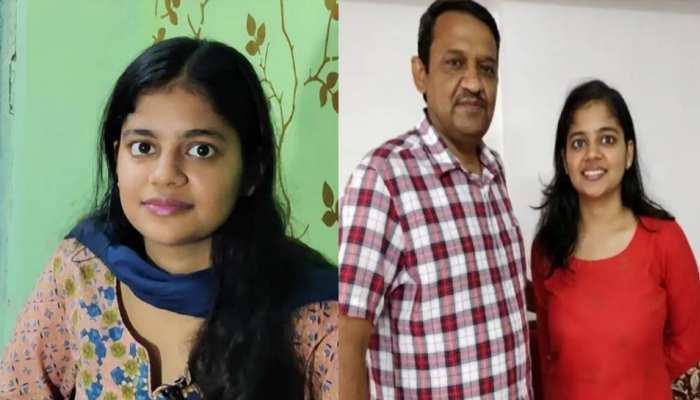 मां हाउस वाइफ, पिता करते हैं प्राइवेट जॉब; गांव की लड़की UPSC एग्जाम पास कर बनी IAS