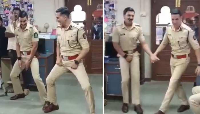 नाचते-नाचते गलत जगह पड़ गया Ranveer का हाथ, Akshay बोले- फ्यूचर प्लानिंग को खतरा