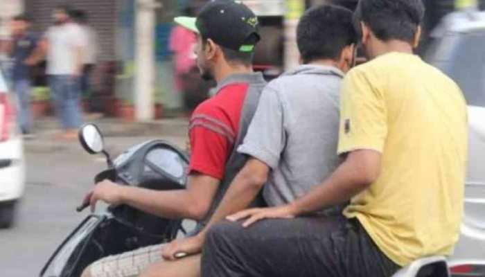 'जब पेट्रोल के दाम पहुंचेंगे 200 रुपये तो दोपहिया पर दी जाएगी ट्रिपलिंग की छूट'
