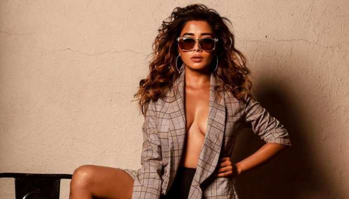 Tina Dutta Super Bold Pictures Getting Viral on Social Media Forgot to Wear Top Inside