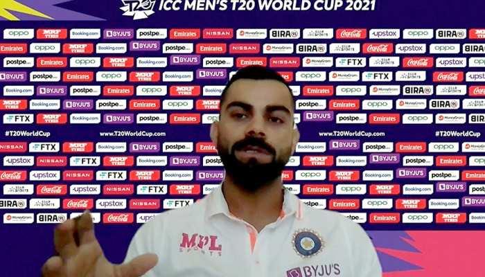 IND vs PAK मैच से पहले मीडिया के इस सवाल पर चिढ़े कोहली, बोले- 'मसाला नहीं दूंगा'