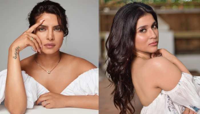 Priyanka Chopra sister Mannara Chopra is extremely glamorous