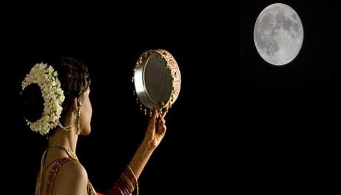 खराब मौसम की वजह से अब तक नहीं दिखा चांद? ऐसे करवा चौथ का व्रत खोलें महिलाएं