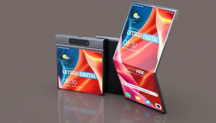 Samsung से पंगा लेने आ रहा Oppo का फोल्डबेल स्मार्टफोन, पहली तस्वीर ने जीता दिल