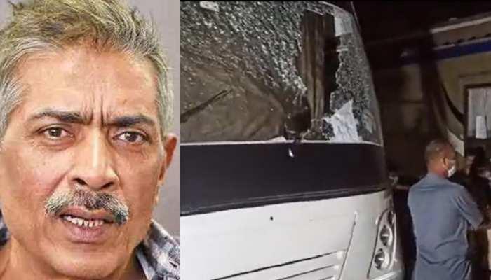 Ashram 3 की शूटिंग के दौरान Prakash Jha पर फेंकी गई स्याही, सेट पर हुई मारपीट