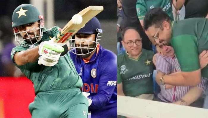 VIDEO: पाकिस्तान की भारत पर जीत के बाद रोने लगा ये शख्स, पहचान जानकर चौंक जाएंगे आप