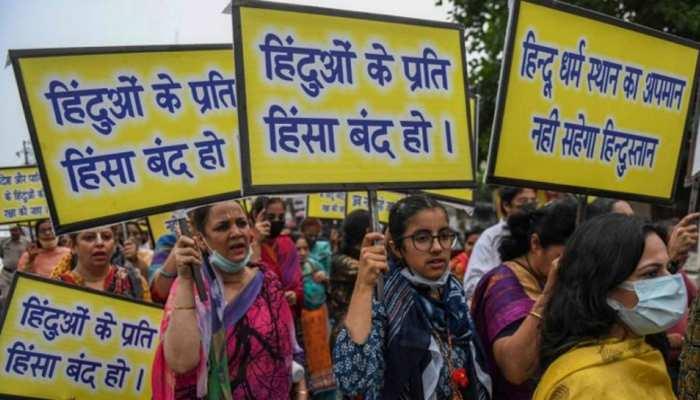 संघ ने बांग्लादेश में हिंदुओं पर हुए हमले को बंगाल हिंसा से जोड़ा, कही ये बात