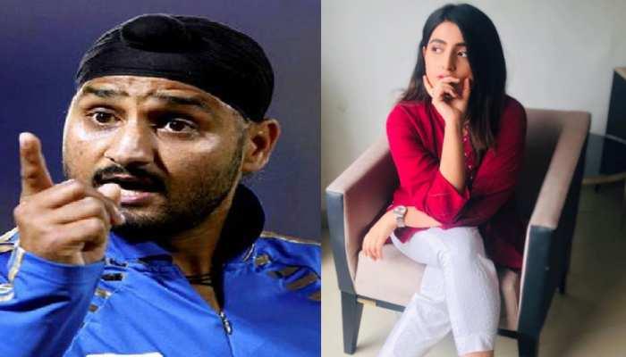 आमिर के बाद अब इस पाकिस्तानी महिला से भिड़े हरभजन, सरेआम अनपढ़ कहकर मचाया बड़ा बवाल