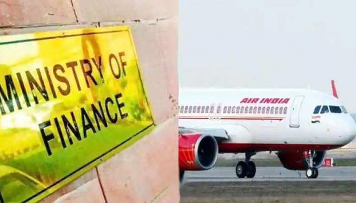 वित्त मंत्रालय का विभागों को आदेश, 'Air India का बकाया चुकाएं और कैश में लें टिकट'
