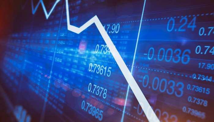 पिछले 6 महीने में शेयर बाजार की सबसे बड़ी गिरावट, निवेशकों के 4.82 लाख करोड़ स्वाहा