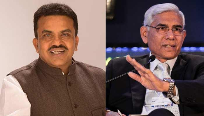पूर्व CAG विनोद राय ने कांग्रेस नेता संजय निरुपम से मांगी माफी, ये रही वजह