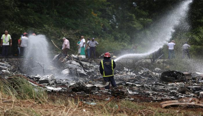 हवाना में विमान दुर्घटनाग्रस्त, 100 से ज्यादा लोगों की मौत; क्यूबा में 2 दिन का राष्ट्रीय शोक