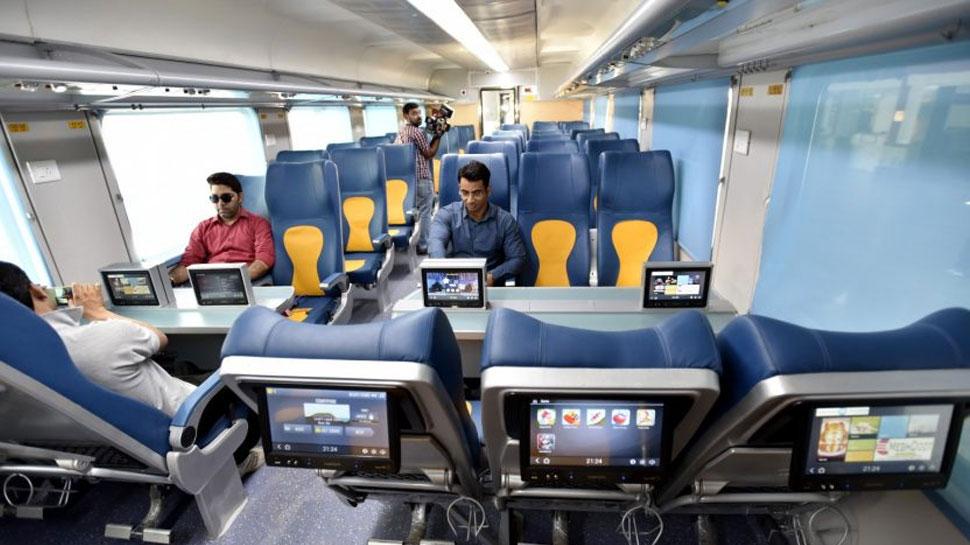 तेजस एक्सप्रेस, Tejas Express, Lucknow - Delhi Tejas Express, IRCTC, Private train