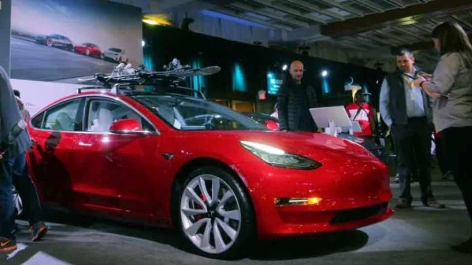 टेस्ला कार, Tesla car, IIT Madras, Elon Musk