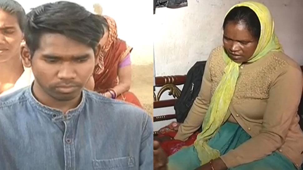 Pulwama terrorist attack martyr Vijay Soren form gumla in Jharkhand